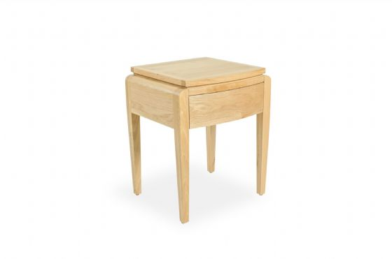 Bodinnick Oak Lamp Table - Special Order